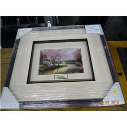 Thomas Kincaid Framed Print