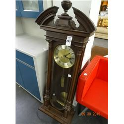 Wood Grandmother Clock