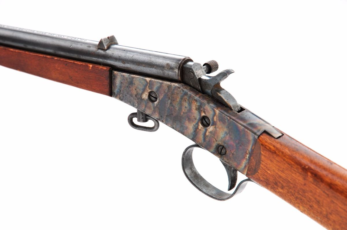 Shot Rifle Little Scout Wwwmiifotoscom