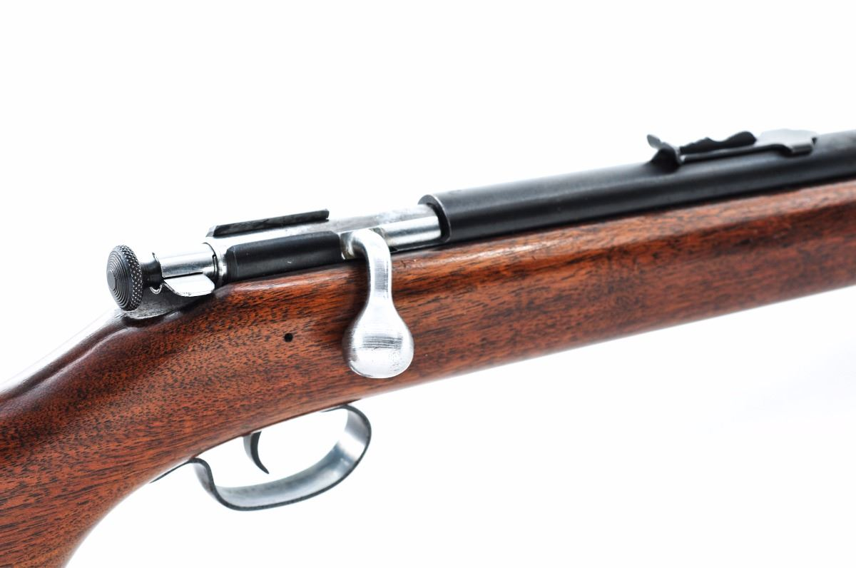 Image 1 : Winchester Model 67A Single Shot Bolt Action Rifle ...