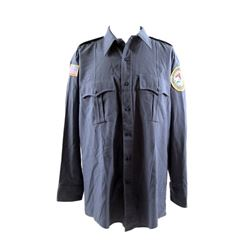 The Fugitive Prison Guard Shirt Movie Costumes
