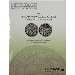 Hardcover Shoshana Catalogue of Judaean Coins