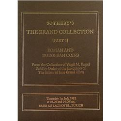Priced & Named Hardcover Brand Roman & European Coins