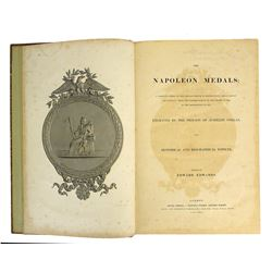 The Napoleon Medals, Illustrated via Pantographic Ruling Machine