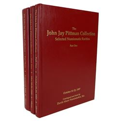 The Ultimate Hardcover Set of the Pittman Collection Sales