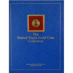 The Eliasberg Gold Sale in Hardcover