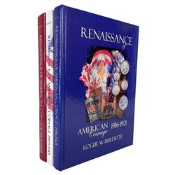 Renaissance of American Coinage: All Three Volumes