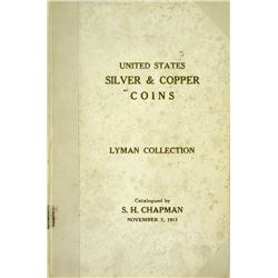 Lester Merkin's Plated 1913 John P. Lyman Sale, Signed by the Cataloguer