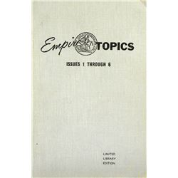 Empire Topics, Limited Library Edition