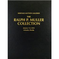 The Ralph P. Muller Collection of Saint-Gaudens $20s