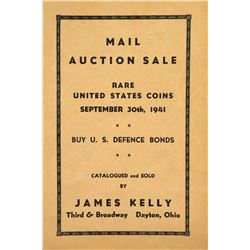 James Kelly Catalogues