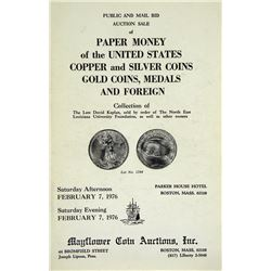 Complete Set of Mayflower Auction Catalogues