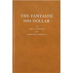 The Rare First Printing of The Fantastic 1804 Dollar, Inscribed by the Authors With All Later Editio
