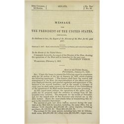 The 1856 Mint Report