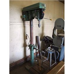 General International Drill Press, 1HP, Homemade Extention