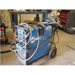 Millermatic 251 MIG Welder on Wheels