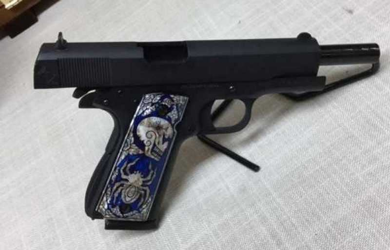 American Tactical Fx Fire Power Extream Military 45 Acp