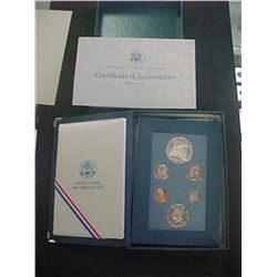 1986 Prestige Statue of Liberty Proof