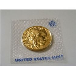 1 oz Gold Buffalo Bullion Coin