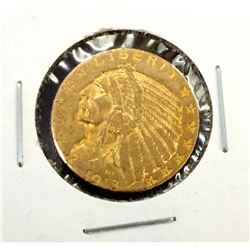 1913 $ 5 Gold Indian