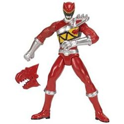 "Power Rangers Dino Charge - 4"" Red Ranger Action Figure …"