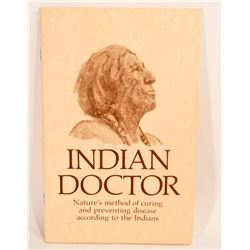 """""""INDIAN DOCTOR"""" BOOK"""