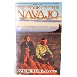 """1979 """"THE BOOK OF THE NAVAJO"""" BOOK"""