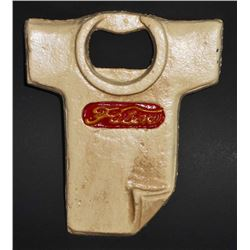 T-SHIRT FIGURAL BOTTLE OPENER