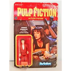NEW PULP FICTION JIMMIE DIMMICK ACTION FIGURE