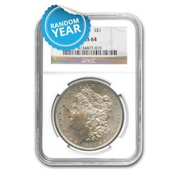 Morgan Silver Dollar MS64