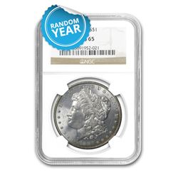 Morgan Silver Dollar MS65