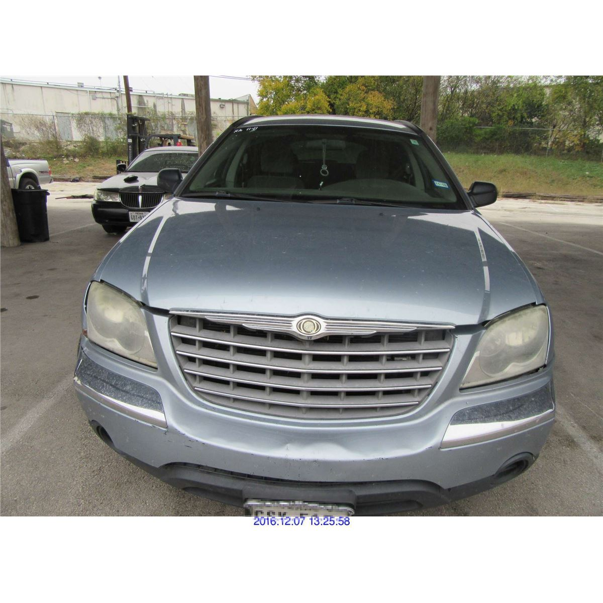 CHRYSLER PACIFICA (TITLE DELAY