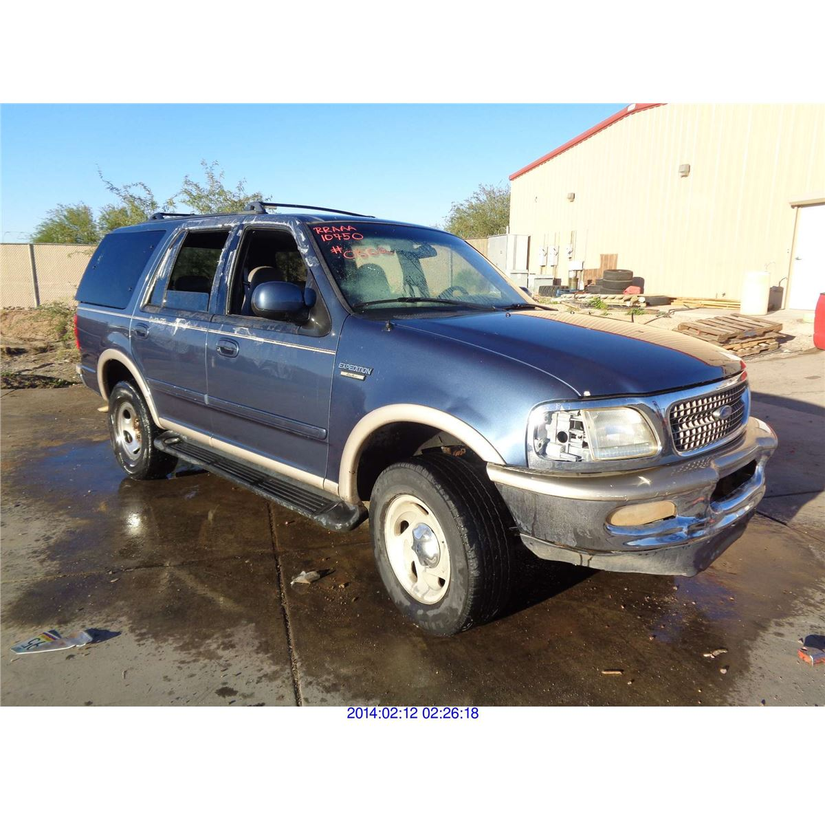 1997 Ford Expedition For Sale: FORD EXPEDITION // SALVAGE