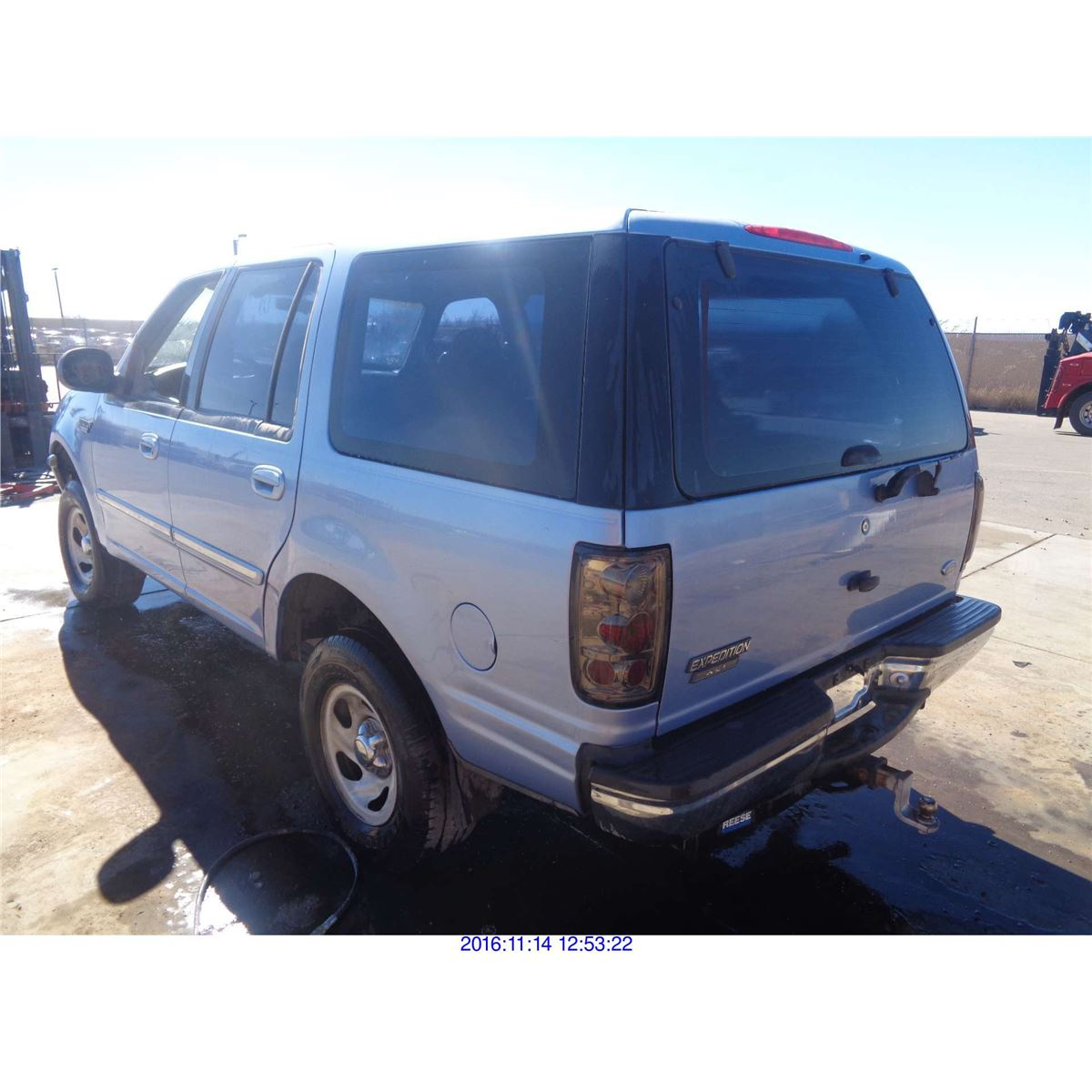1997 Ford Expedition For Sale