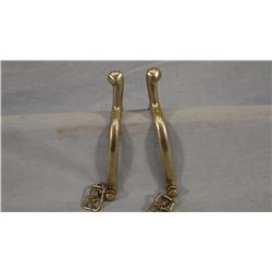 U.S. G.A.P. marked cavalry spurs