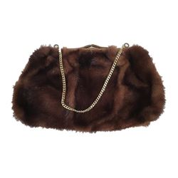 back to the future fur purse movie props