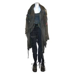 Resident Evil: The Final Chapter Alice (Milla Jovovich) Hero Movie Costumes
