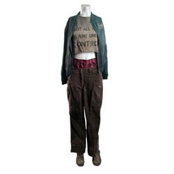 Resident Evil 6 Abigail (Ruby Rose) Movie Costumes