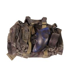 Resident Evil 6 Abigail's (Ruby Rose) Fanny Pack Movie Props