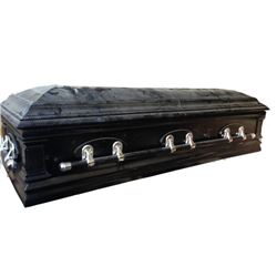 Resident Evil 6 Hero Black Coffin Movie Props