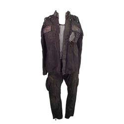 Resident Evil: The Final Chapter Commander Lee (Joon-Gi Lee) Movie Costumes