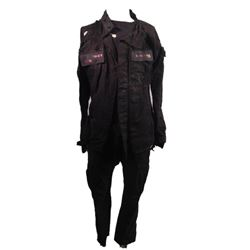 Resident Evil: The Final Chapter Undead Trooper (Paul Hampshire) Movie Costumes