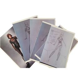 Resident Evil: The Final Chapter Costume Sketches