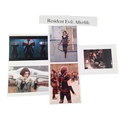 Resident Evil: Afterlife Inspiration Photos Movie Memorabilia