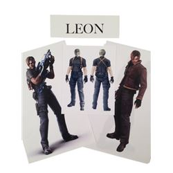 Resident Evil: Retribution  Leon's (Johann Urb) Renderings Movie Memorabilia