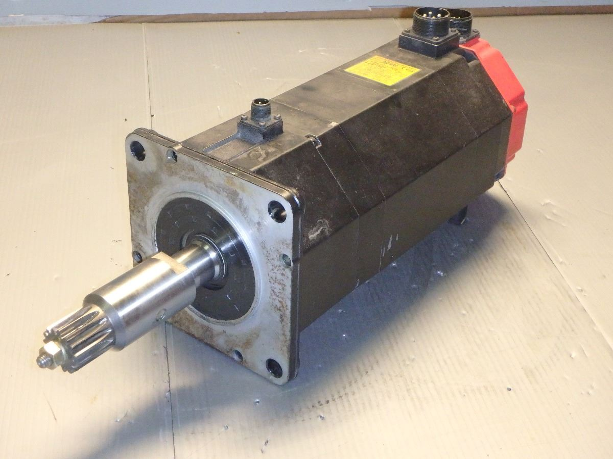 Fanuc a06b 0147 b675 model a22 2000 ac servo motor btm for Industrial servo motor price