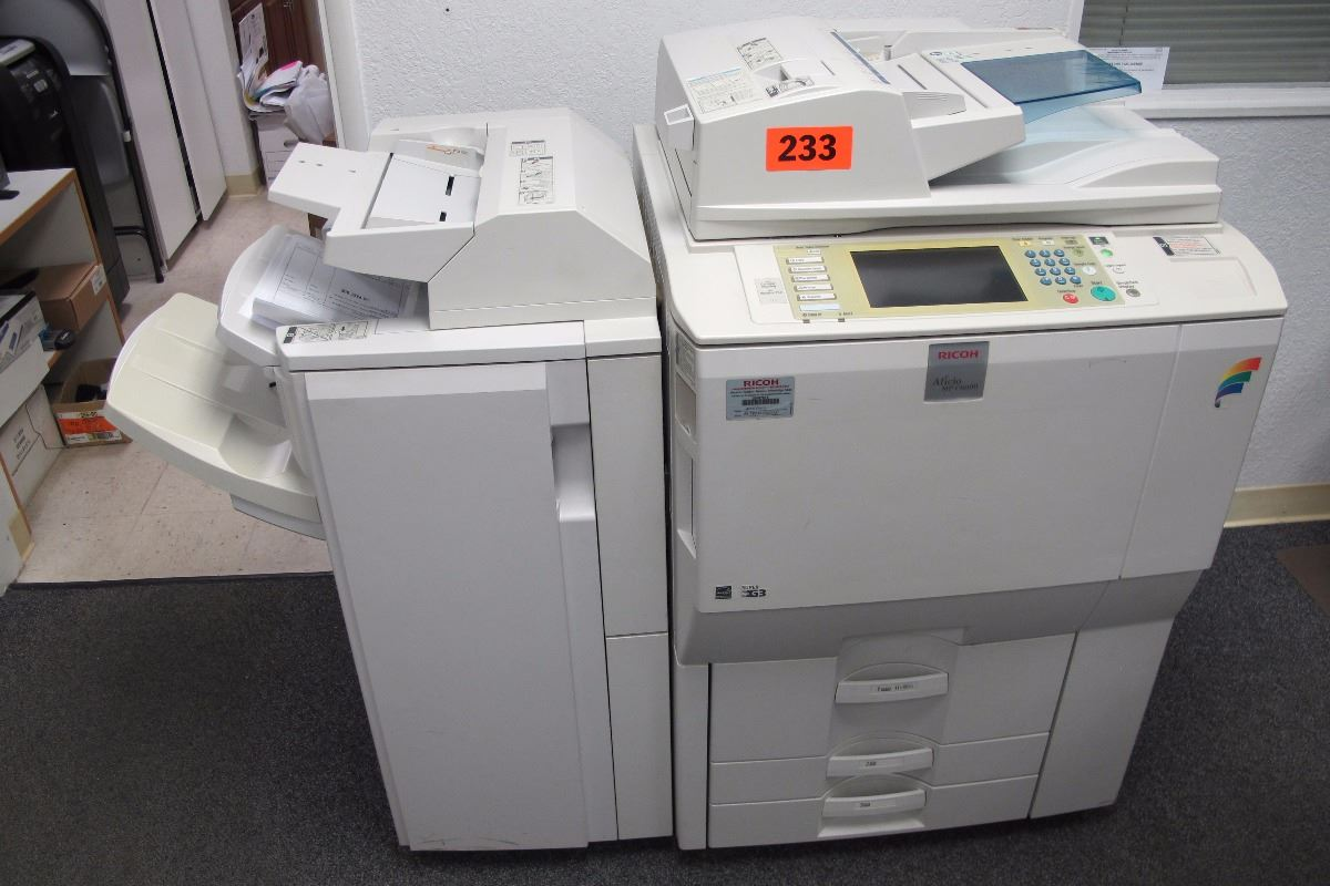 commercial fax machine