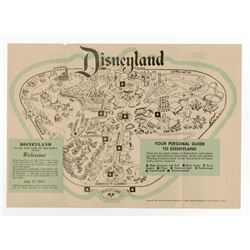 """Welcome to Disneyland"" Gate Fold-Out."