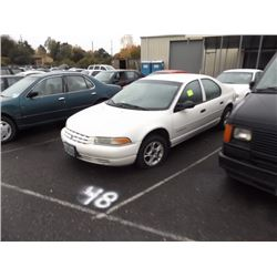 1999 Plymouth Breeze