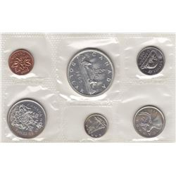 1965 Canada Silver Proof-Like Coin Set